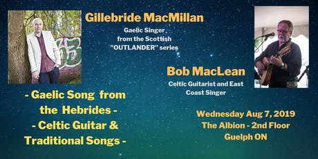 Gaelic Traditional Songs & Celtic Guitar tickets