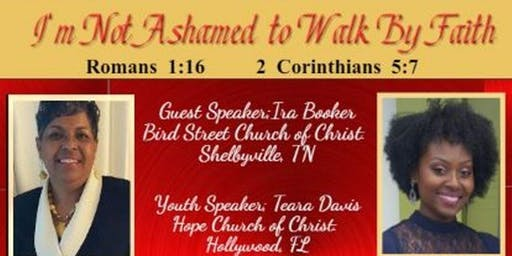 15th Street Church of Christ Women's Conference 2019