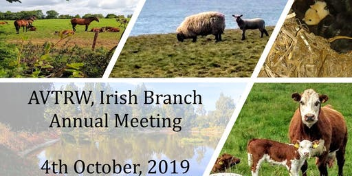 AVTRW, Irish Branch, Annual meeting