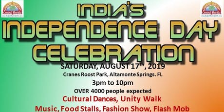 India's Independence Day Celebration tickets