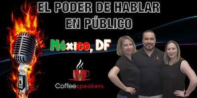 """El poder de hablar en publico """"Mexico DF"""" 28 de septiembre del 2019"""