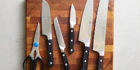 Essential Kitchen Skills Workshop tickets