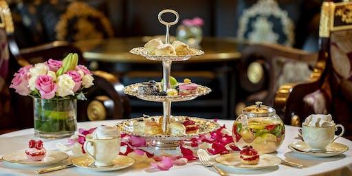 Fairy Tale Tea at The Ritz-Carlton, Cleveland