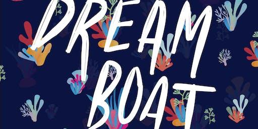 Dreamboat, Chelsea Holmes, The Harold Team Comet