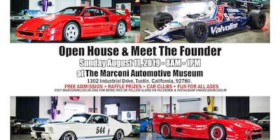 Open House & Meet The Founder