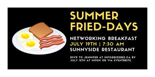 Summer Business Networking Breakfast