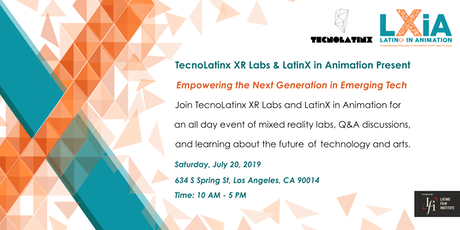 TecnoLatinx & LXiA Present: Empowering the Next Generation in Emerging Tech tickets