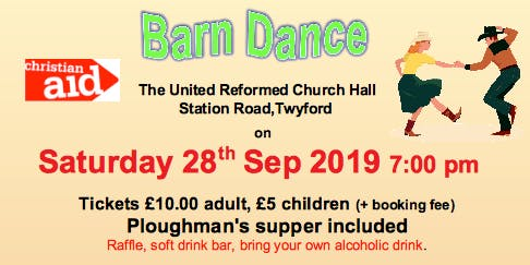 Harvest Barn Dance