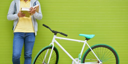 August Bike Book Club