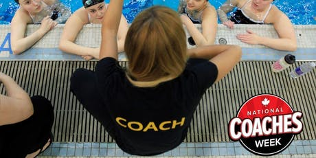 Design a Basic Sport Program - National Coaches Week tickets