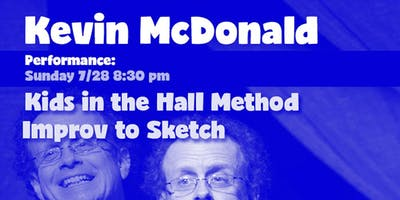 Kevin McDonald's Improv to Sketch Student Showcase