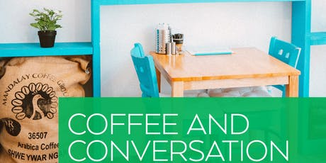 Coffee and Conversation-Dooby's tickets