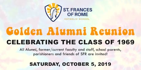 2019 SFR School Golden and All Class Alumni Reunion tickets