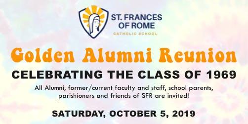 2019 SFR School Golden and All Class Alumni Reunion