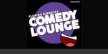 Comedy Lounge FFB - Vol. 2 Tickets