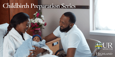 Childbirth Preparation Series, Tuesdays 10/8/19 - 10/29/19