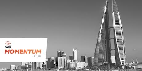 Momentum Tour 2019: Manama tickets