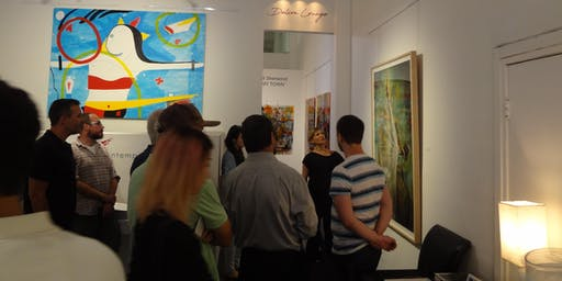 Art Walk Gallery Tour