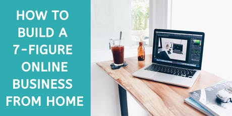 How To Work From Home & Make 7 FIGURE without IT Skills (MENTORSHIP) tickets