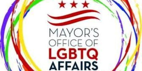 Mayor's Office of LGBTQ Affairs Pre-Bidders Conference tickets