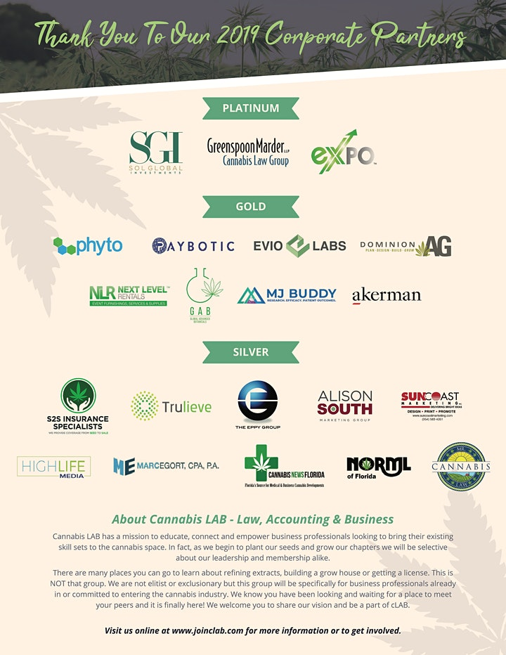 Cannabis LAB Broward - State by State Overview of Cannabis Laws image