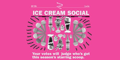 Hester Street Fair's Ice Cream Social tickets