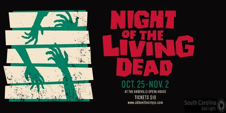 Night of the Living Dead, Theatrical Stage Production tickets