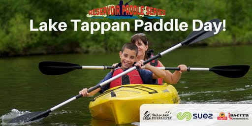 Lake Tappan Paddle Day