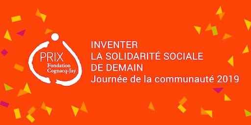 Journée de la communauté du Prix Fondation Cognacq-Jay 2019