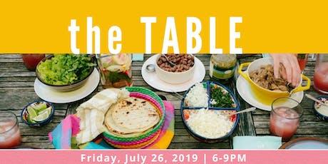 The Table | La Mesa tickets