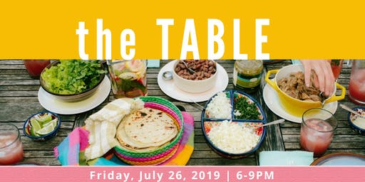 The Table | La Mesa