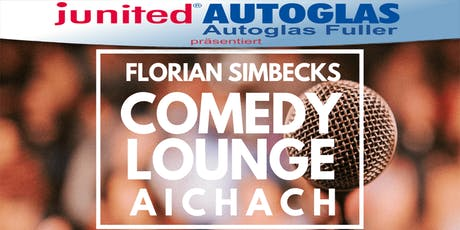 Comedy Lounge Aichach - Vol. 10 Tickets