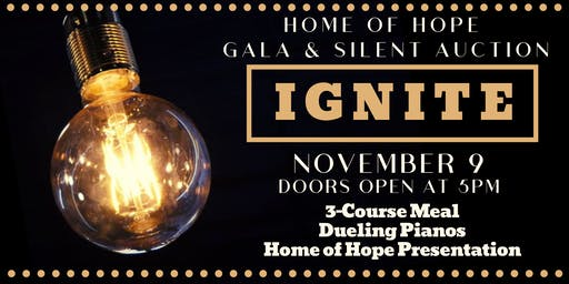 Home of Hope GALA & Silent Auction 2019