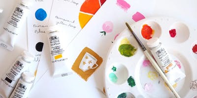 Introduction to Gouache Workshop