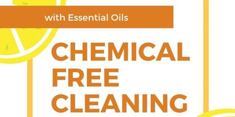Chemical Free Cleaning tickets