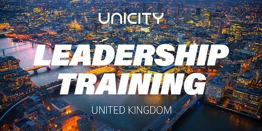 UNICITY - LEADERSHIP TRAINING UK