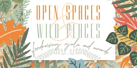 Open Spaces & Wild Places Gala & Conservation Awards tickets