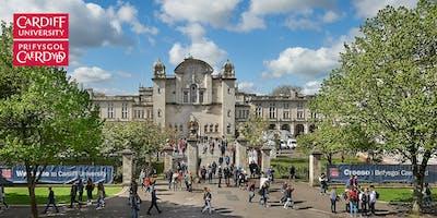 Cardiff University Autumn Open Days 2019