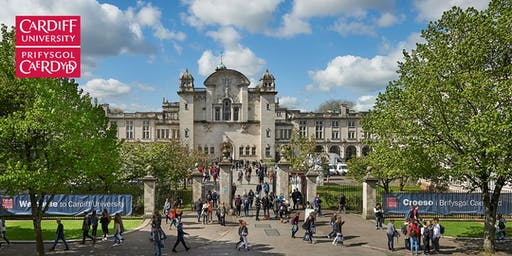 Cardiff University Open Day- 26 October 2019