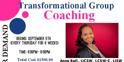 Transformational Group Coaching 6 Week