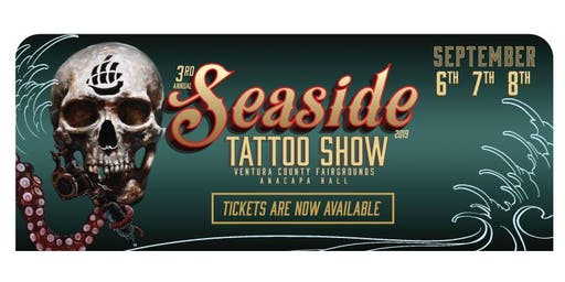 3rd Seaside Tattoo Show