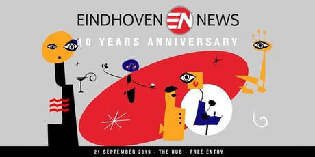 Eindhoven News, 10 Years Connecting Cultures tickets