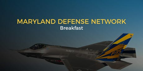 Maryland Defense Networking Breakfast tickets