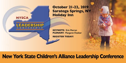 New York State Children's Alliance's Annual Leadership Conference