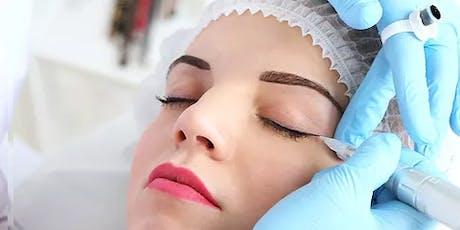 Curso de Micropigmentación de Ojos entradas