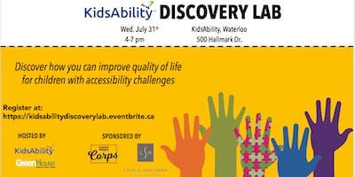KidsAbility Discovery Lab