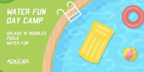 Excel Summer Day Camp - Water Fun Day tickets