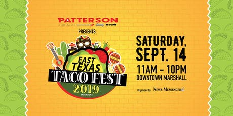 East Texas Taco Fest tickets