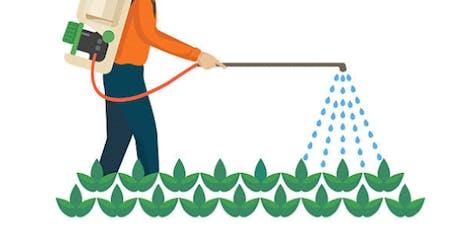 Pesticide Safety & Regulatory Re-Cert. Training (NJ Lic Pri/Com Applicator) tickets