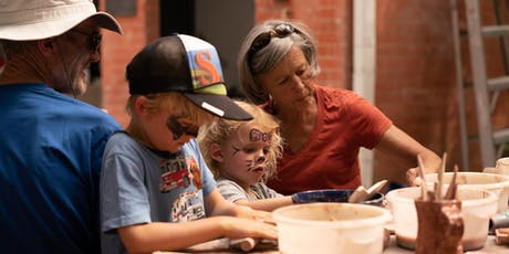 Youth Session 5: Family Clay - SAT 10:15am tickets